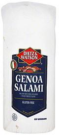 Dietz & Watson Salami