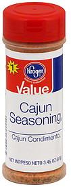 Kroger Cajun Seasoning