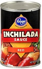 Red enchilada sauce recipes dishmaps for Fish sauce kroger
