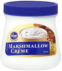 Kroger Marshmallow Creme