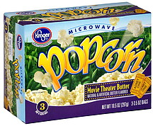 Kroger Microwave Popcorn