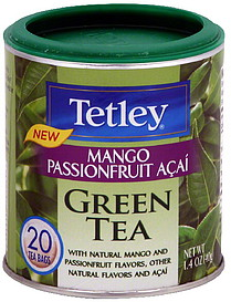 tetly tea passion fruit