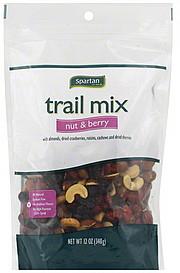 Spartan Trail Mix