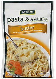 Spartan Pasta & Sauce