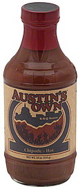 Austins Own BBQ Sauce
