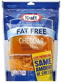 Kraft Shredded Cheese