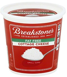 Breakstones Cottage Cheese Small Curd Fat Free 24 0 Oz
