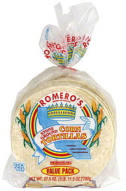 Romero's Tortillas