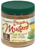 Organic Brown Mustard