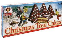 Little Debbie Christmas Tree Cakes 5 0 Ea Nutrition
