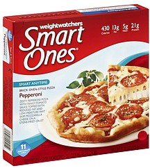 Smart Ones Pizza