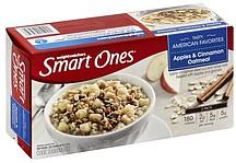 Smart Ones Oatmeal