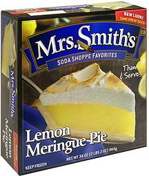 Mrs Smith S Chocolate Cream Pie