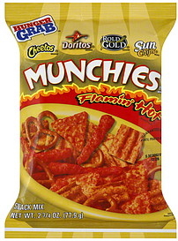 Munchies Snack Mix Flamin Hot 2 75 Oz Nutrition