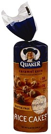 Quaker Rice CakesQuaker Rice Cakes Ingredient List