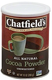 Chatfield's Cocoa Powder