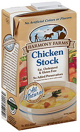 Harmony Farms Chicken Stock