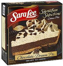 Chocolate Pudding Dream Pie