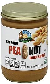 Full Circle Peanut Butter Spread