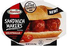Hormel Meatballs