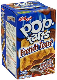 Pop Tarts Toaster Pastries French Toast 14 7 Oz Nutrition