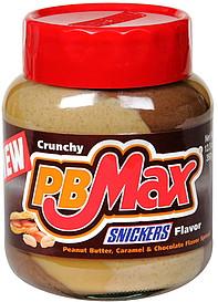 Pb Max Peanut Butter Caramel Amp Chocolate Flavor Spread