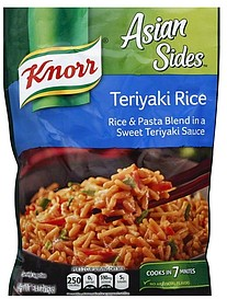 Knorr Teriyaki Rice