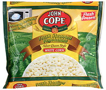 John Cope White Corn