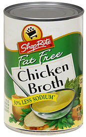 ShopRite Chicken Broth