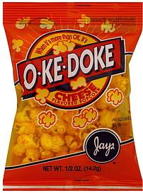 O-Ke-Doke Popcorn