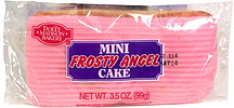 Pink Angel Snack Cakes