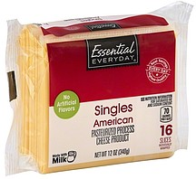 Essential Everyday Cheese Product Pasteurized Process ...
