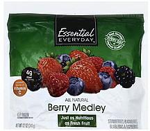 Essential Everyday Berry Medley 12.0 oz Nutrition Information ...
