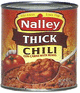 Chili Con Carne with Beans, Thick