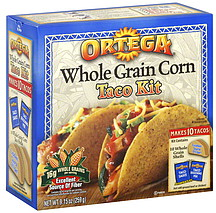 Ortega Taco Kit