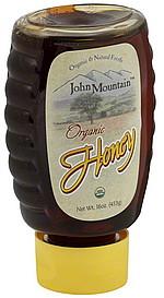 John Mountain Honey