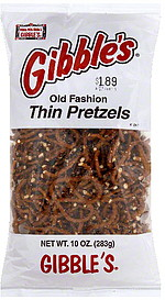 Gibble's Thin Pretzels