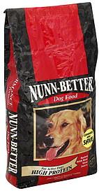 Nunn-Better Dog Food