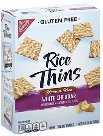 Rice Thins Rice Snacks