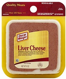 4470000955 on oscar mayer liverwurst nutrition label