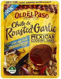 Old El Paso Cooking Sauce