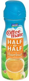 Coffee-Mate Half & Half Hazelnut 16.0 oz Nutrition Information | ShopWell