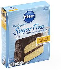 Pillsbury Cake Mix