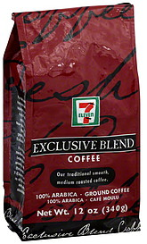7-Eleven Coffee Ground, Exclusive Blend, Medium Roast 12.0 ...