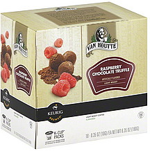 Raspberry Chocolate Truffle K Cup Nutrition Facts