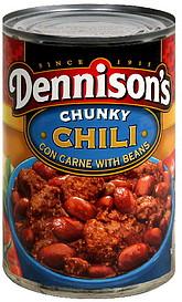Dennison's Chili Con Carne
