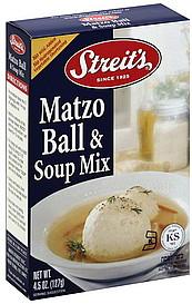 Streits Matzo Ball & Soup Mix