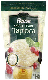 Reese Tapioca