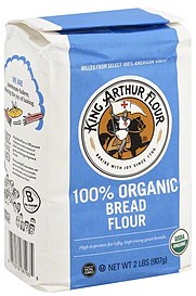 King arthur flour nutrition