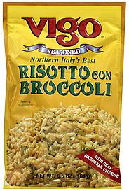 Vigo Risotto Con Broccoli